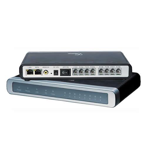 Adaptator VoIP por los profesionales
