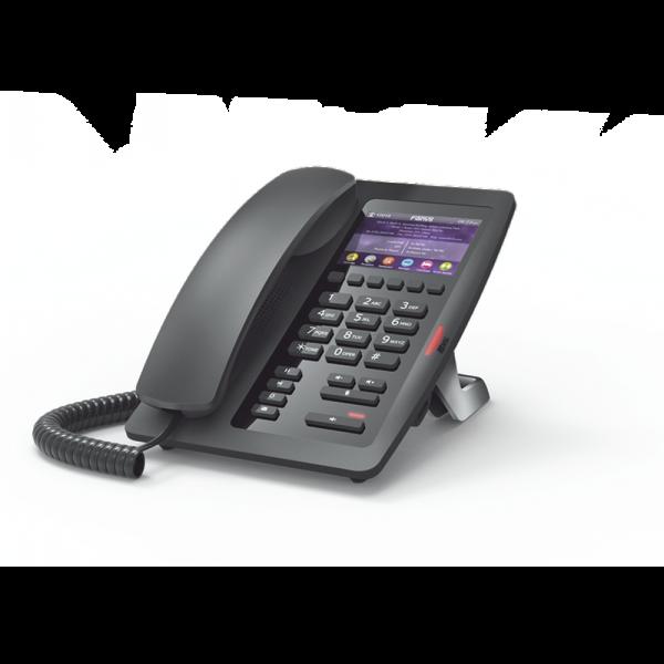 teléfono Ip negro profesional Jabasat