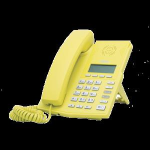 telefono Ip amarillo profesional Jabasat