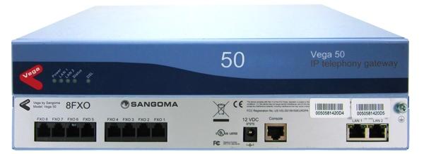 Conmutador Vega50 de Jabasat