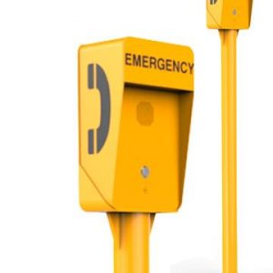 Torres de teléfonos de emergencias