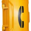 Teléfono profesional amarillo de emergencia Vozell
