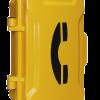 Teléfono industrial amarillo a prueba del vandalismo Vozell