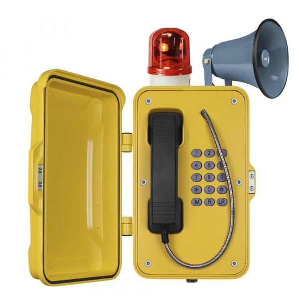 Teléfono industrial estanco Vozell