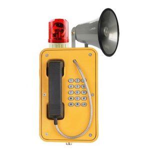 Teléfono industrial SOS Vozell