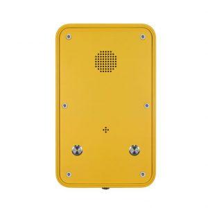 Teléfono industrial Vozell amarillo