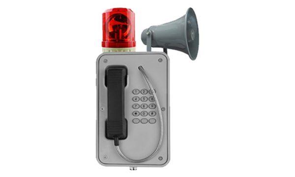 Teléfono industrial de emergencia Vozell