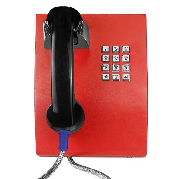 Teléfono industrial Vozell por los profesionales