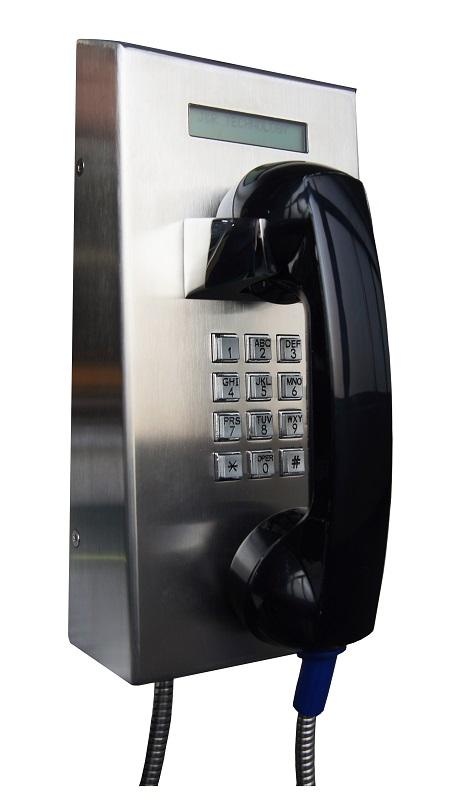 Teléfono industrial y profesional Vozell