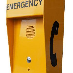 Botón de emergencia industrial Vozell