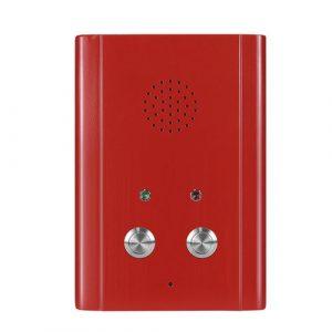 Botones de emergencia para elevadores