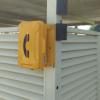Teléfono voip profesional amarilllo estanco Vozell